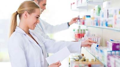 ΙΕΚ - Βοηθός-Φαρμακείου