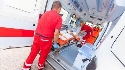 ΙΕΚ - Πλήρωμα Ασθενοφόρου