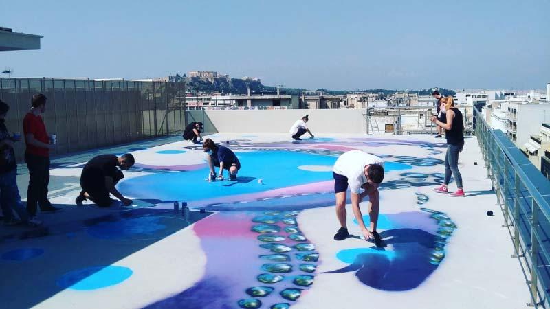 Delta-Art-Roof-Graffiti