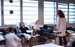 Εθελοντισμός-ΙΕΚ-ΔΕΛΤΑ-Αιμοδοσία