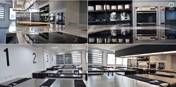 Εργαστήρια Μαγειρικής-Ζαχαροπλαστικής ΙΕΚ ΔΕΛΤΑ