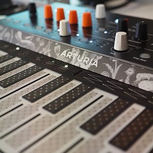 iek delta music technology arturia